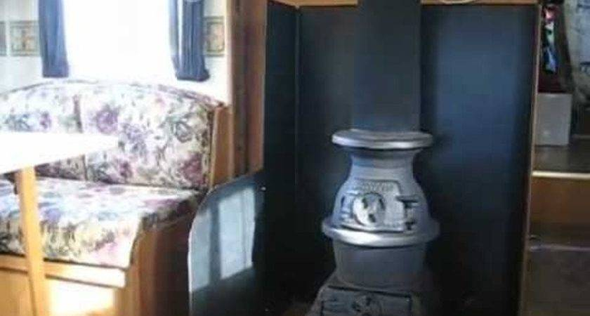 Pros Cons Installing Wood Stove Rvs Life