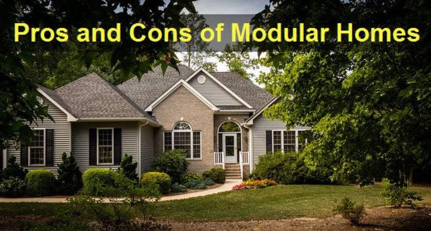 Pros Cons Modular Homes Legendary Inc