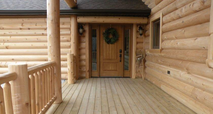 Providing All Types Logs Sidings Half Log Etc