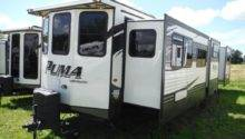 Puma Bht Bedroom Park Model Trailer Camp Out