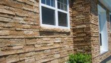 Pvc Siding Panels Vinyl Faux Stone Panel