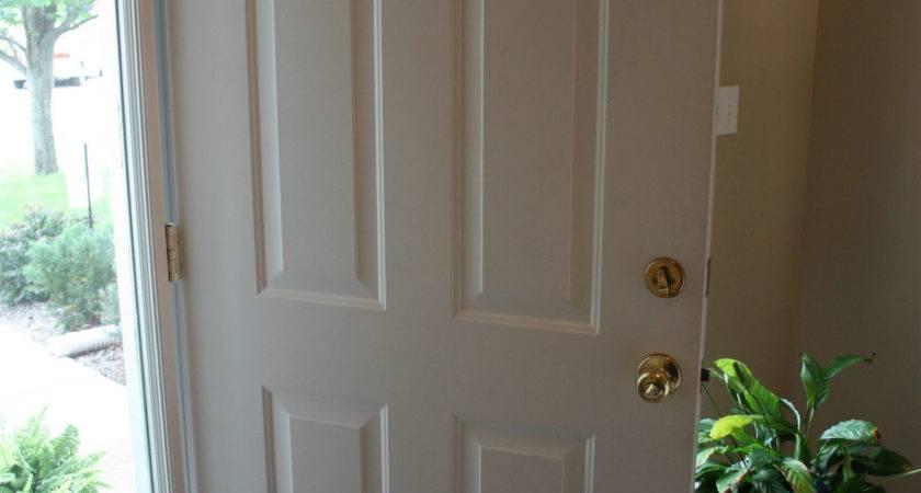 Quick Easy Front Door Makeover Ceo