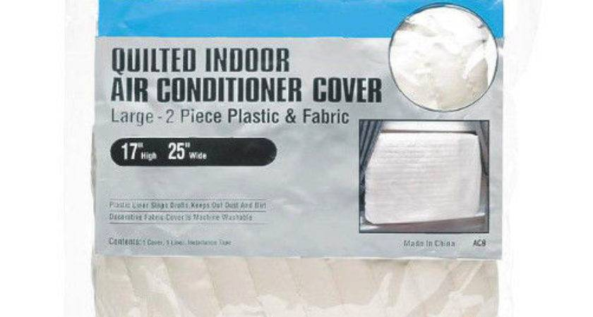 Quilted Indoor Air Conditioner Cover Ebay