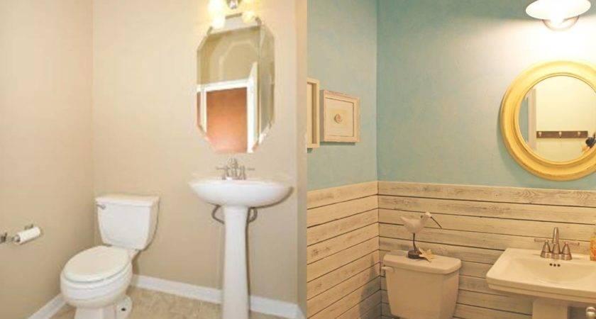 Ragged Wren Beachy Bathroom