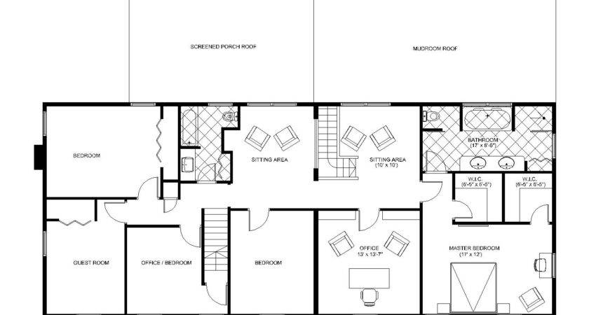 Ranch House Addition Plans Numberedtype