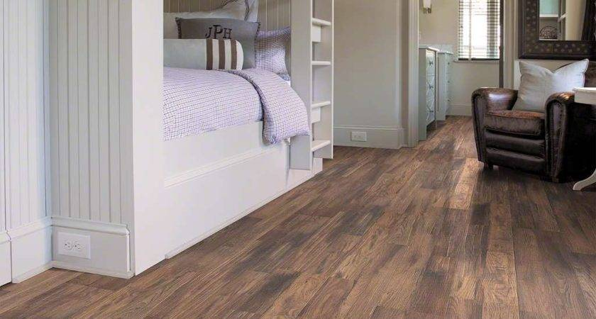 Reclaimed Wood Laminate Flooring