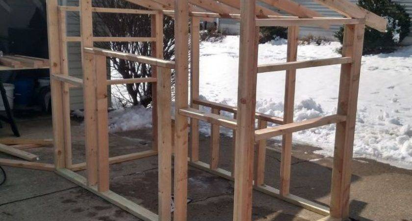 Recycled Chicken Coop Pallet Project Hometalk