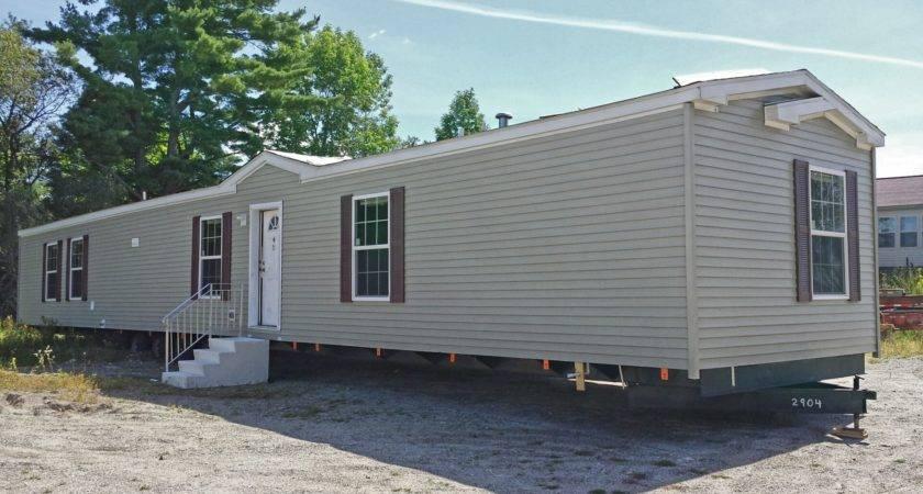 Redman Three Bedroom Showcase Homes Maine