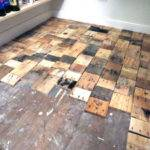 Redoing Floor Pallet Wood Hometalk