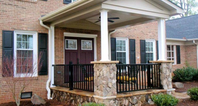 Relax Warm Decorating Front Porch Ideas Midcityeast