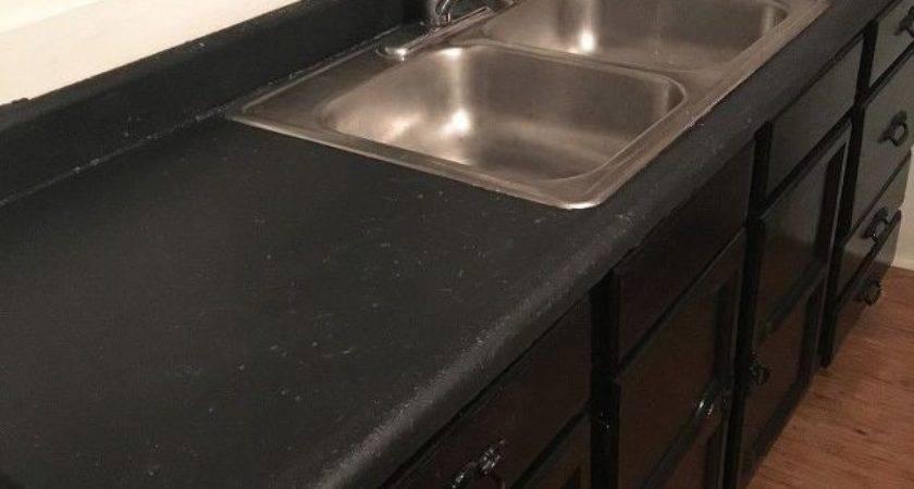 Remodel Laminate Countertop Look Like Stone