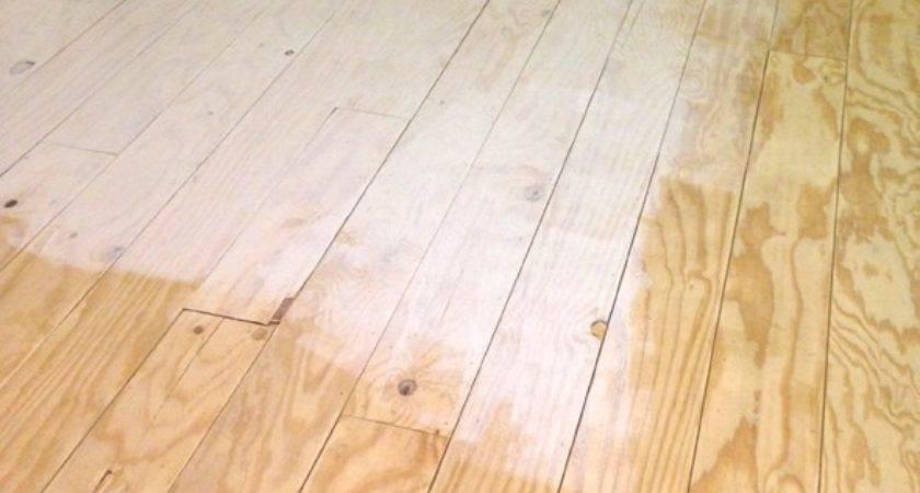 Remodelaholic Diy Plywood Flooring Pros Cons Tips