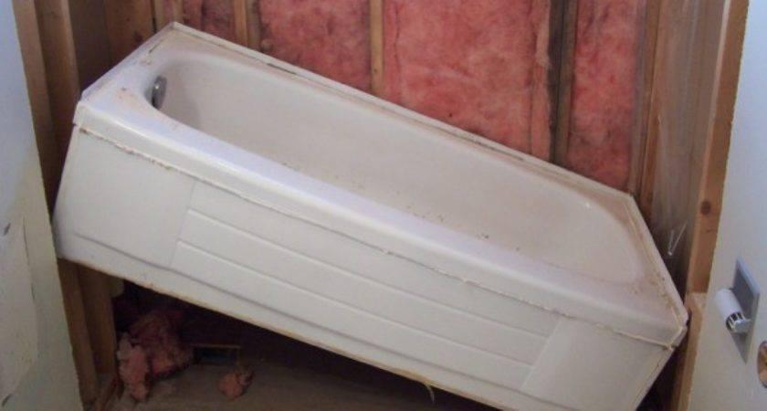 Remove Replace Bathtub Terry Plumbing