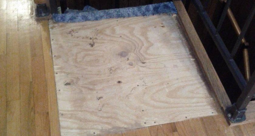 Repair Possible Replace Board Floor