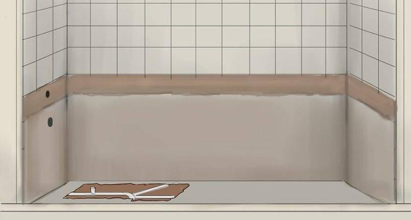 Replace Bathtub Steps Wikihow