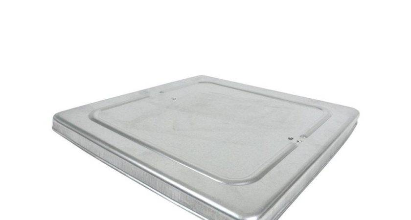 Replacement Vent Cover Trailer Motorhome Roof Metal