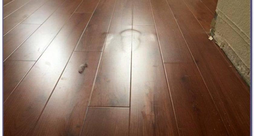 Replacing Laminate Flooring Water Damage Home