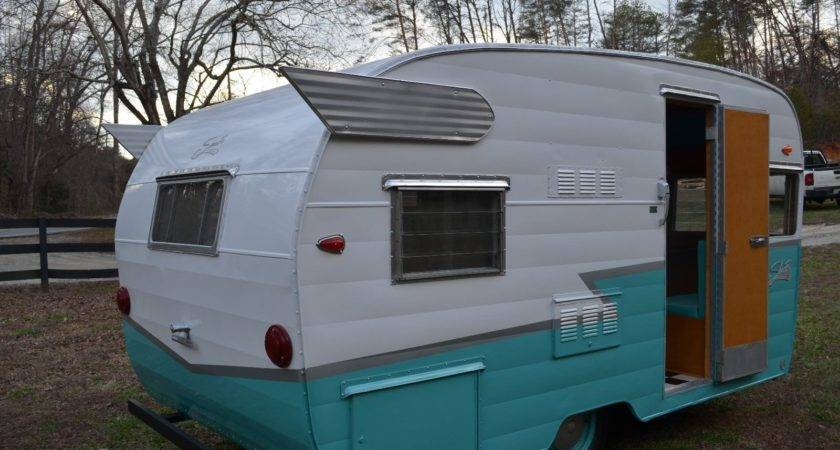 Restored Shasta Camper Sale Autos Post
