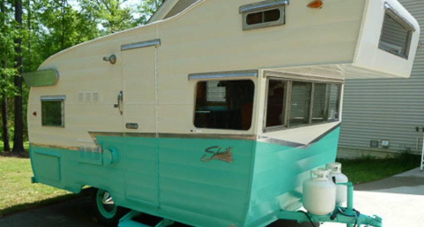 Restored Vintage Campers Sale Shasta Compact Html