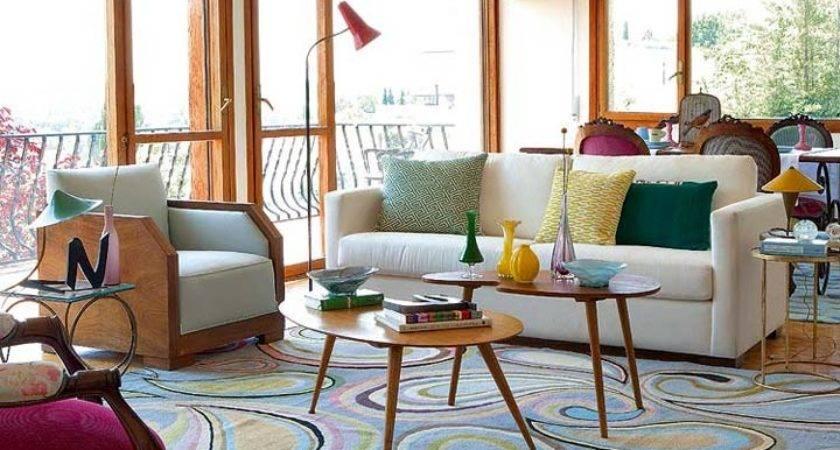 Retro Interior Designer Teresa Abaitua Ideas Home
