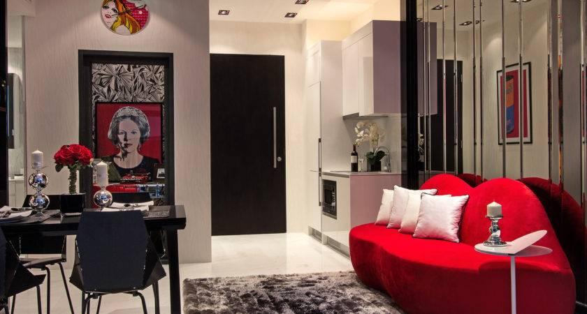 Retro Pop Interior Design Concept Livingpod Blog