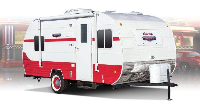 Retro Travel Trailers Riverside