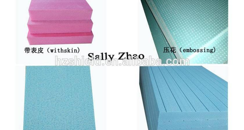 Rigid Extruded Polystyrene Foam Board Insulation Buy