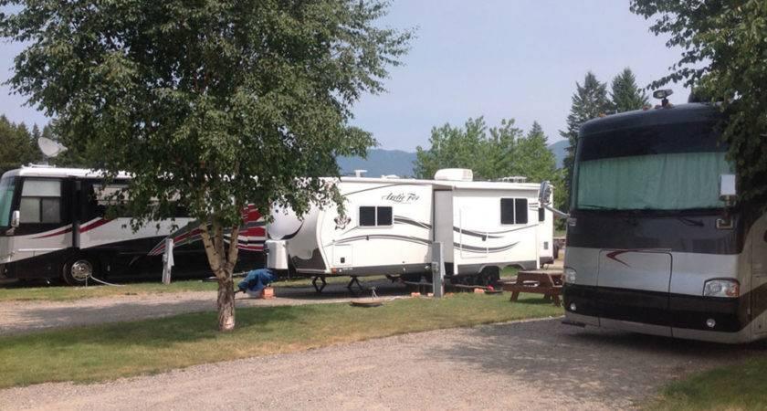 Rocky Mountain Park Campground Kalispell