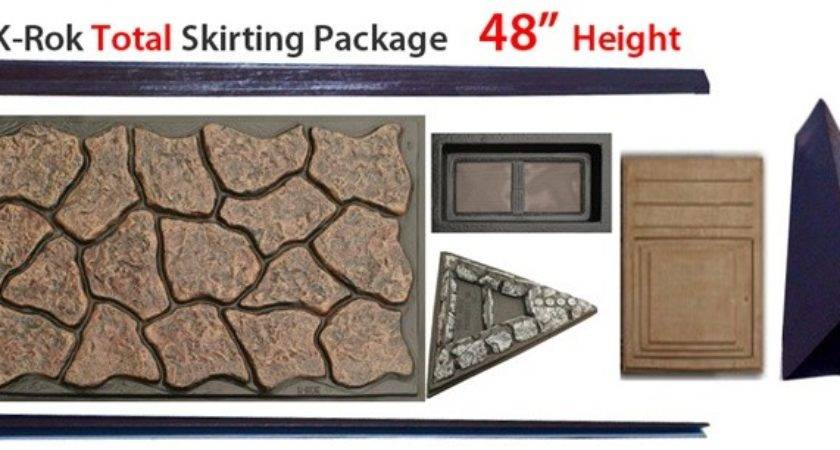 Rok Entire House Skirting Package Total Mobile