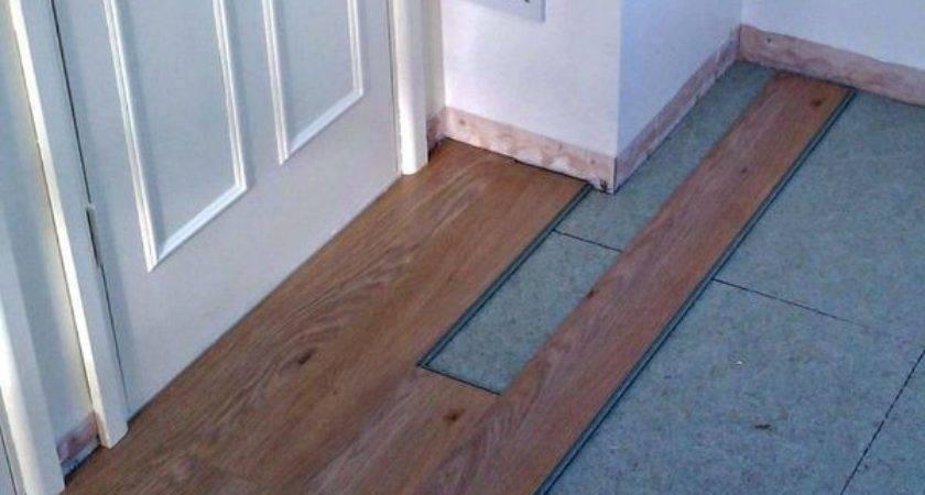 Roll Out Laminate Wood Basement Waterproof