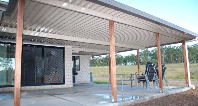 Roof Extension Over Patio Home Design Ideas