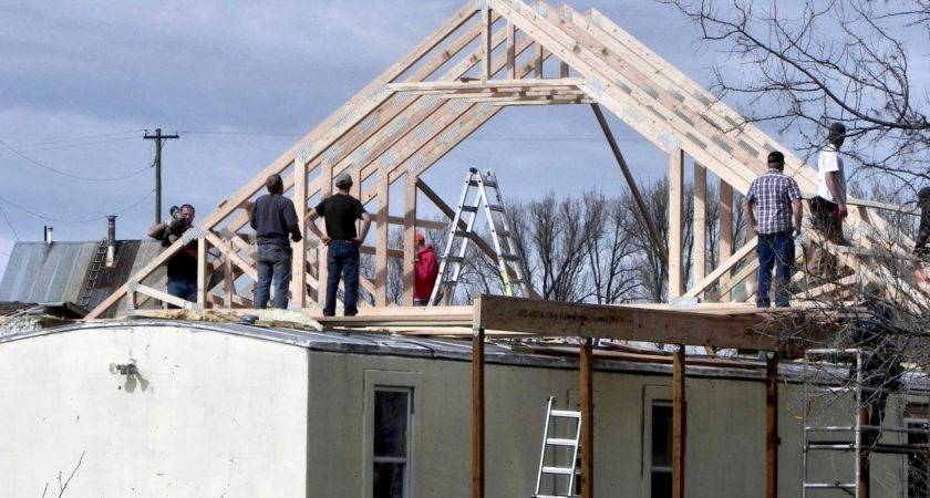 Roof Over Mobile Home Plans Awesome
