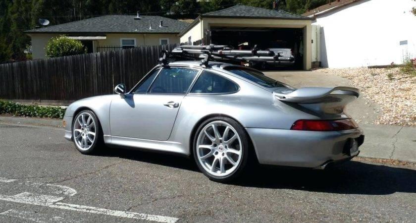 Roof Porsche Rack
