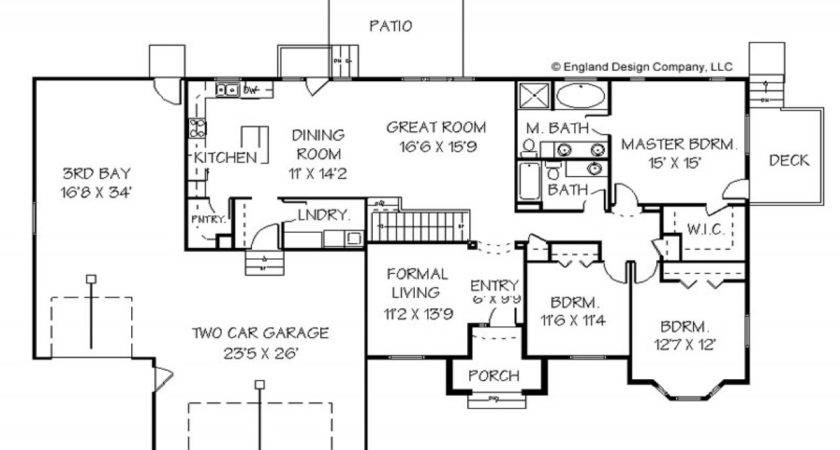 Room Addition Floor Plans Danville