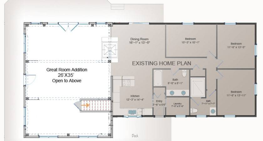 Room Addition Plans Marceladick