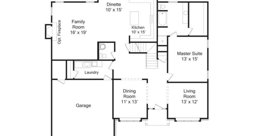 Room Floor Plan Living Addition Plans