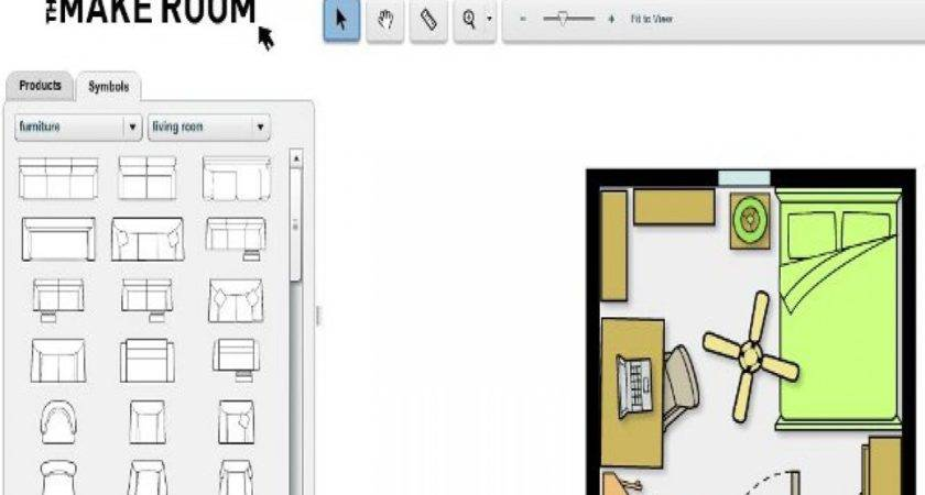 Room Layout Virtual Planner Furniture