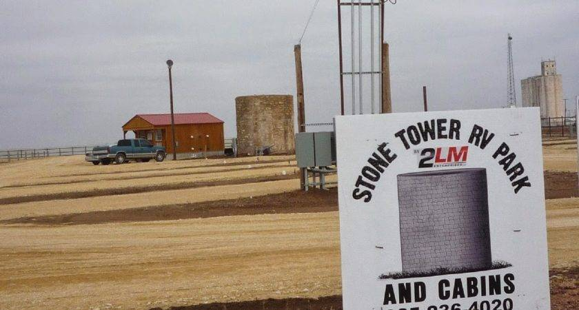Roscoe Hard Times Stone Tower Park Opens North Side