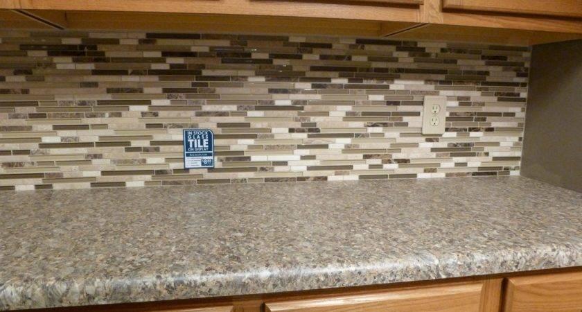 Rsmacal Square Tiles Light Effect Kitchen
