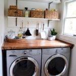 Rustic Farmhouse Laundry Room Decor Ideas Livinking