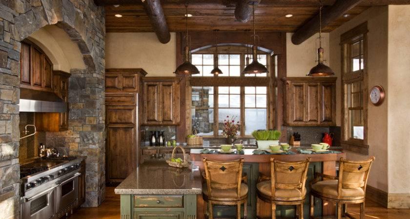 Rustic Interior Decorating Ideas Blogs Avenue
