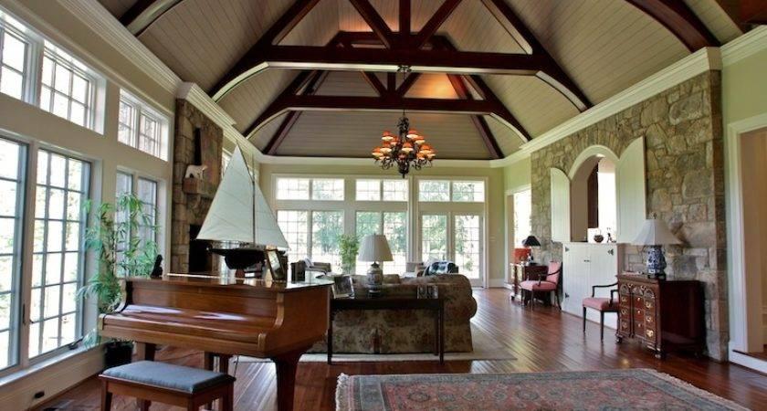 Rustic Interior Design Home Northern