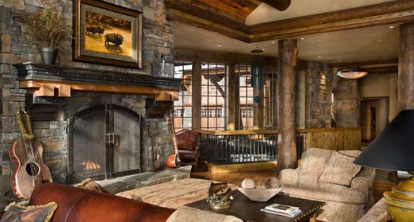 Rustic Interior Design Ideas Dream House Experience