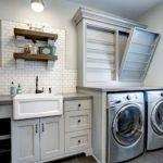 Rustic Laundry Room Decor Ideas Crowdecor