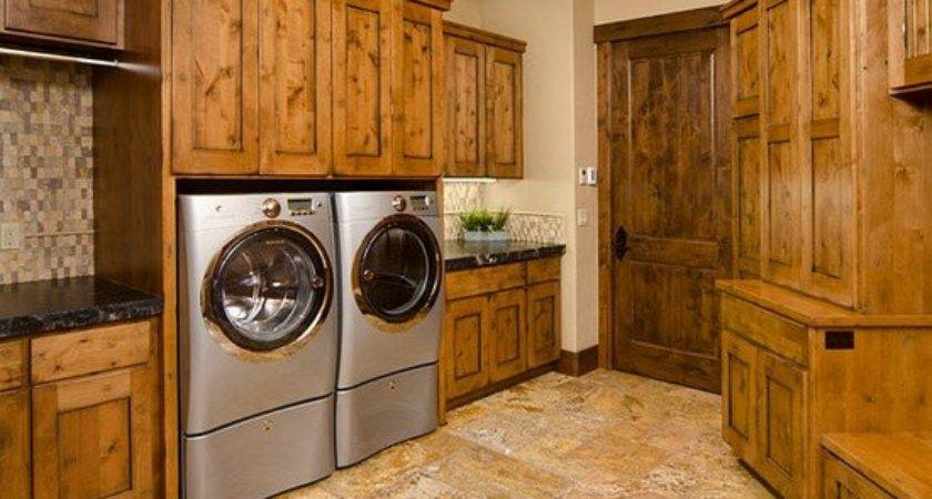Rustic Laundry Room Decor Most Awesome