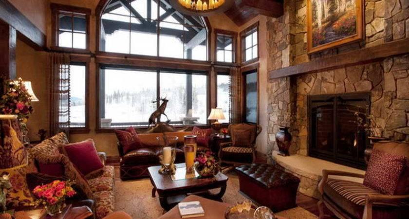 Rustic Living Room Design Ideas Always Trend
