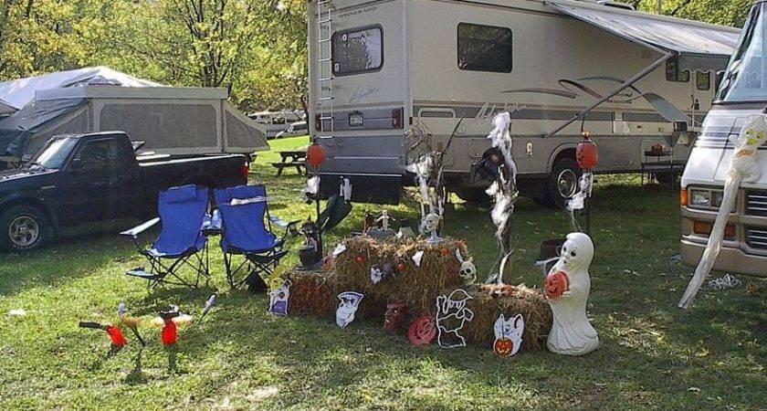 Rver Guide Spooky Halloween Fun Your Campsite