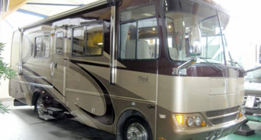 Safari Trek Review Motorhomes Practical