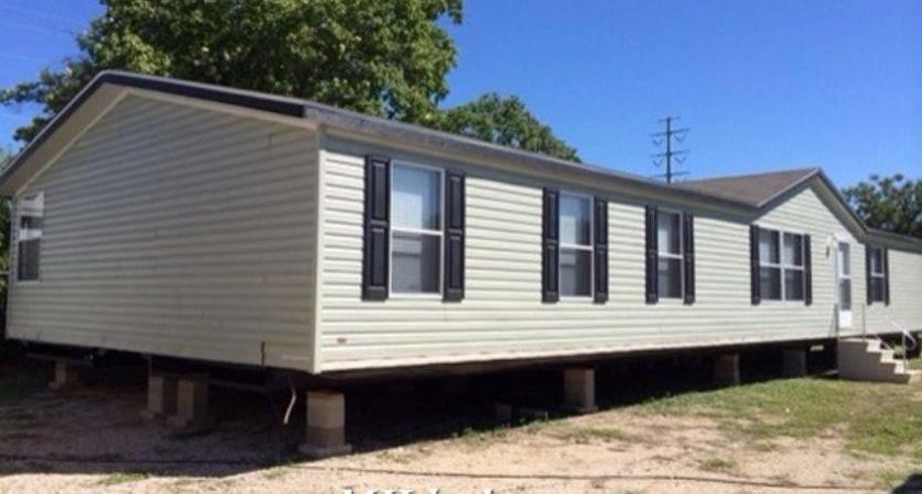 San Antonio Texas Manufactured Homes Used Single Wide
