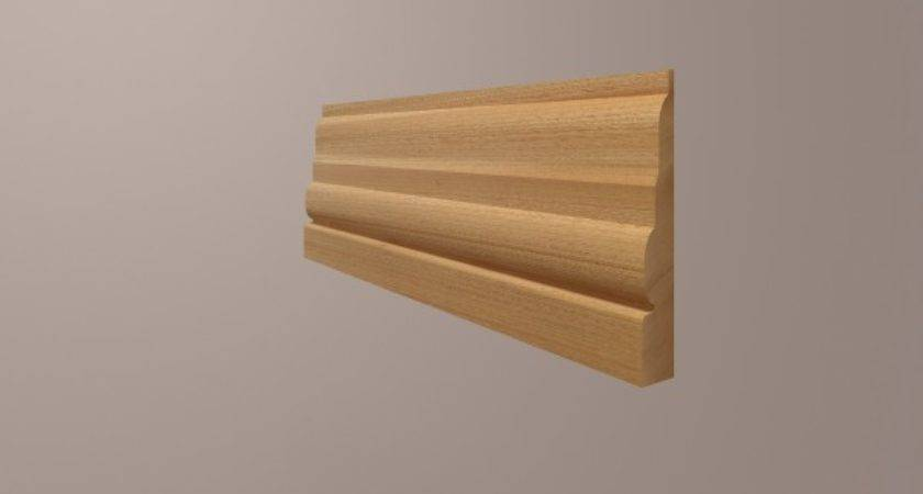 Sapele Stone Architrave Skirting Boards Direct